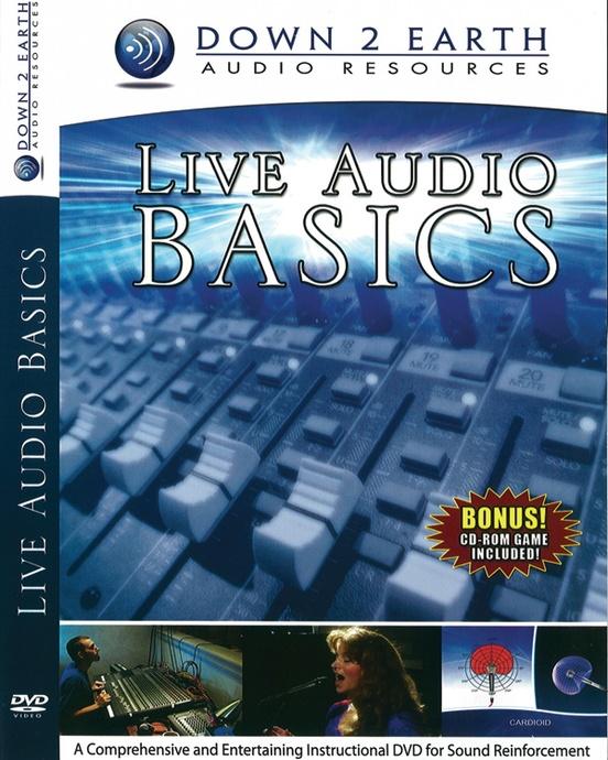 Live Audio Basics