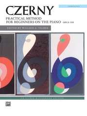 Practical Method for Beginners on the Piano, Opus 599 (Complete)
