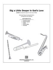 Dig a Little Deeper in God's Love