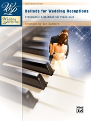 Wedding Performer: Ballads for Wedding Receptions
