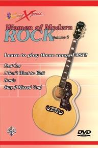 SongXpress®: Women of Modern Rock, Vol. 2