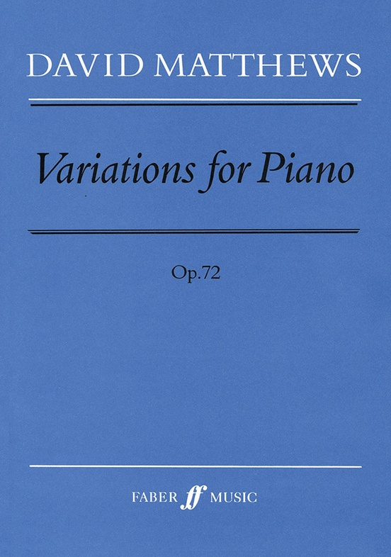 Variations for Piano