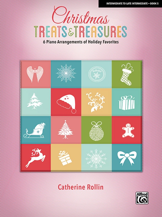 Christmas Treats & Treasures, Book 5