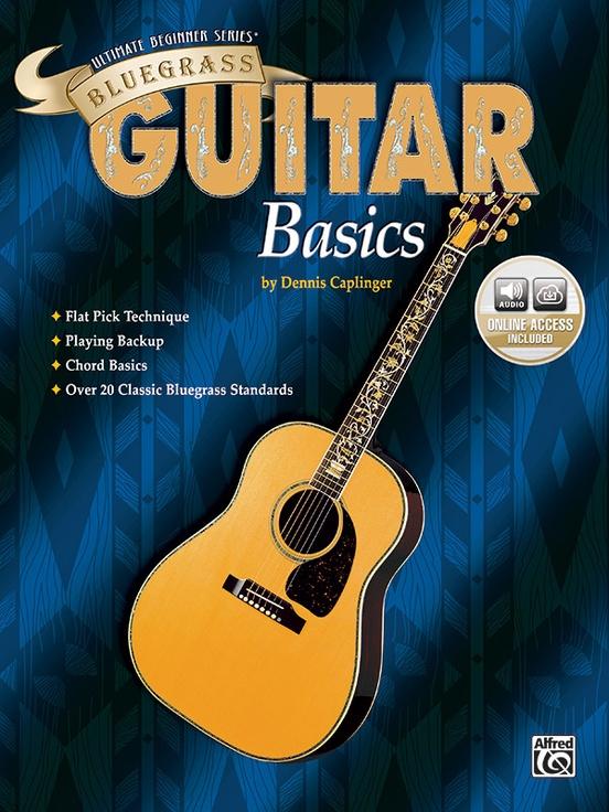 Ultimate Beginner Series: Bluegrass Guitar Basics