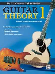 Belwin's 21st Century Guitar Theory 1