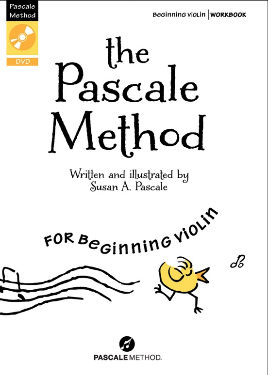 The Pascale Method for Beginning Violin: Workbook