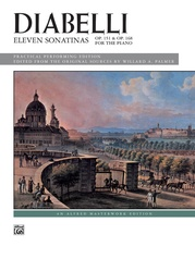 11 Sonatinas, Opp. 151, 168