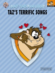 Looney Tunes Piano Library, Level 2: Taz's Terrific Songs
