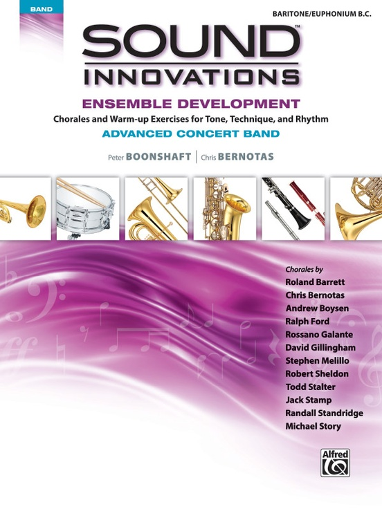 Sound Innovations for Concert Band: Ensemble Development for Advanced Concert Band
