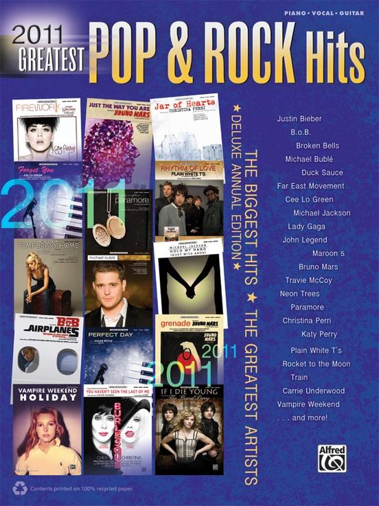 2011 Greatest Pop & Rock Hits