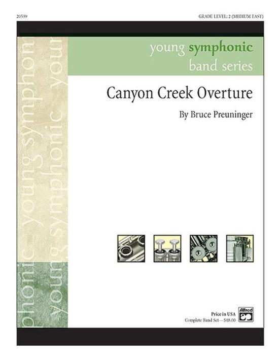 Canyon Creek Overture