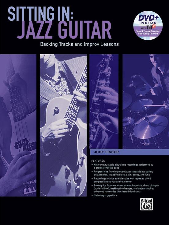 Sitting In: Jazz Guitar