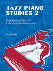 Jazz Piano Studies 2