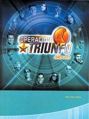 Operación Triunfo Álbum