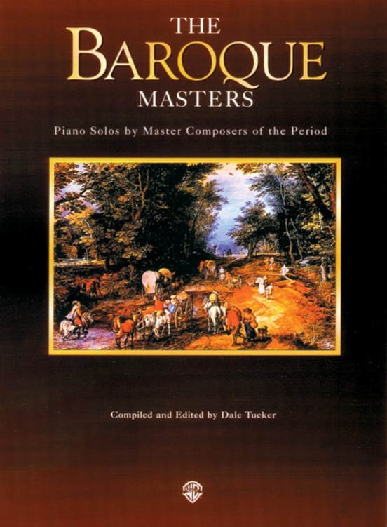 Piano Masters Series: The Baroque Masters