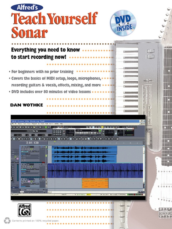Alfred's Teach Yourself Sonar