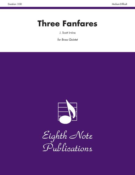 Three Fanfares