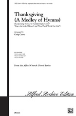 Thanksgiving (A Medley of Hymns)