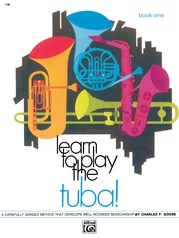 Learn to Play Tuba! Book 1