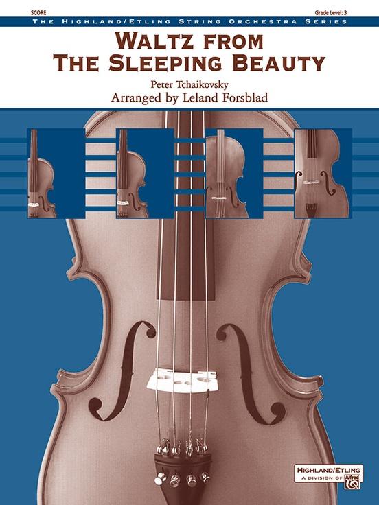 Waltz from The Sleeping Beauty
