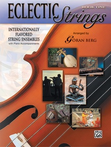 Eclectic Strings, Book 1