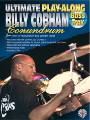 Ultimate Play-Along Bass Trax: Billy Cobham Conundrum