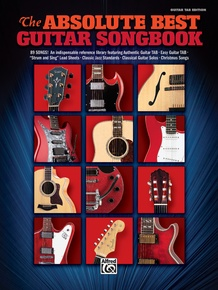 The Absolute Best Guitar Songbook