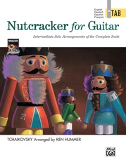 Nutcracker for Guitar: In TAB