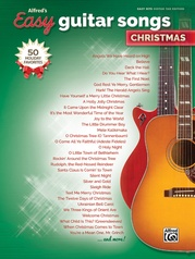 Alfred's Easy Guitar Songs: Christmas