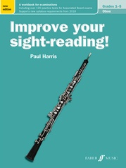 Improve Your Sight-Reading! Oboe, Grade 1-5 (New Edition)