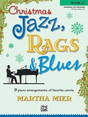 Christmas Jazz, Rags & Blues, Book 3