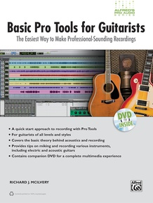 Basic Pro Tools for Guitarists