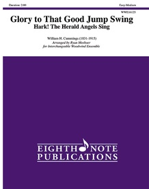 Glory to That Good Jump Swing -- Hark! The Herald Angels Sing