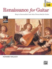 Renaissance for Guitar: Masters in TAB