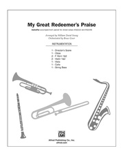 My Great Redeemer's Praise