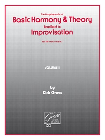 Basic Harmony and Theory Applied to Improvisation - Volume 2