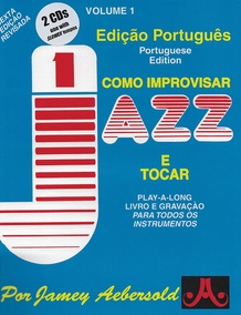 How to Play Jazz and Improvise (Portuguese Edition)