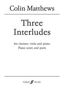 Three Interludes