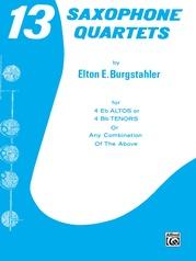 13 Saxophone Quartets