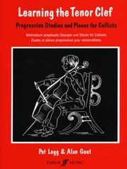 Learning the Tenor Clef (Cello)