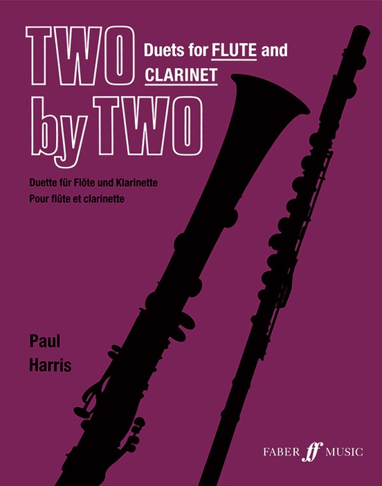 Two by Two Flute and Clarinet Duets