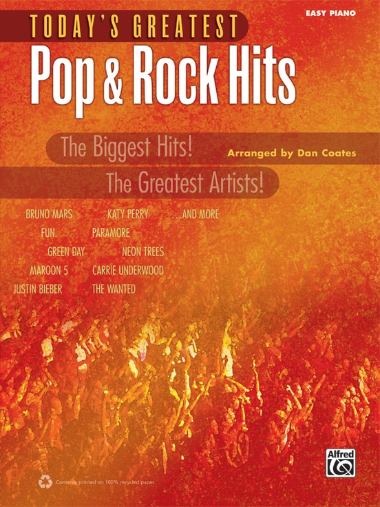 Today's Greatest Pop & Rock Hits