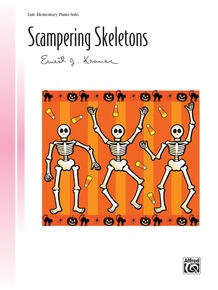 Scampering Skeletons