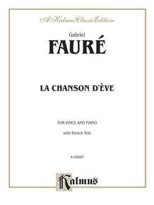 La Chanson D'Eve