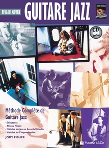 Guitare Jazz Moyen [Intermediate Jazz Guitar]