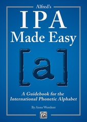 Alfred's IPA Made Easy