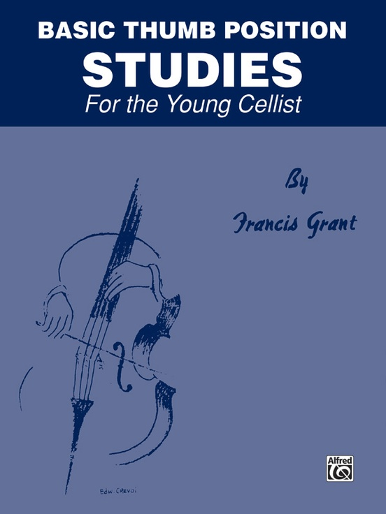 Basic Thumb Position Studies for the Young Cellist