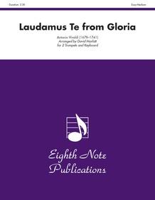 Laudamus Te (from <i>Gloria</i>)