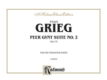 Peer Gynt Suite No. 2, Opus 55