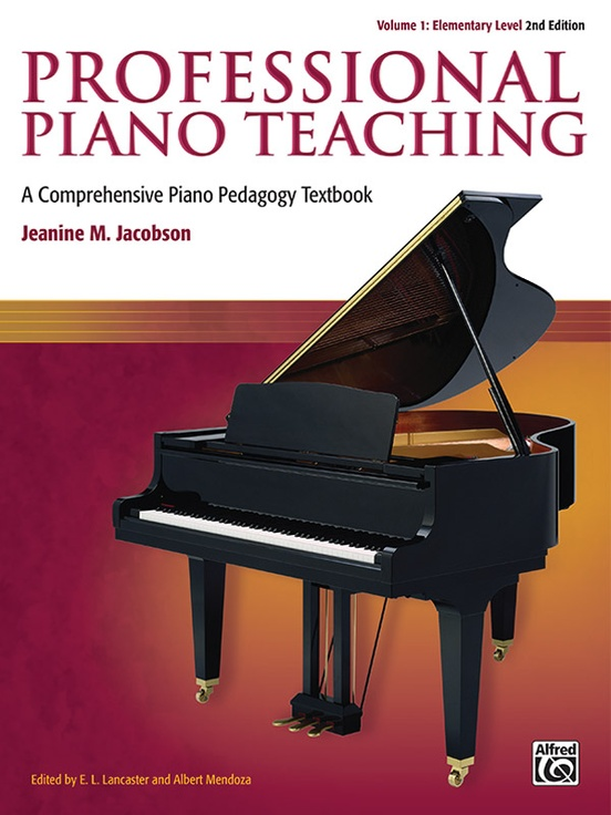 Professional Piano Teaching, Volume 1 (2nd Edition)